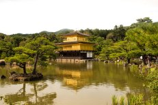 Templo de Ouro em Kyoto