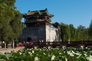 Palácio de Verão, Beijing