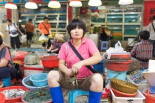 Mercado em Shenzhen