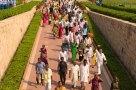 Memorial de Gandhi - Raj Ghat