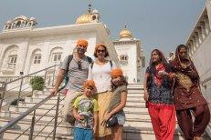 Templo Sikh - Bangla Sahib Gurudwara