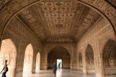 Palácio em Faitehpur Sikri