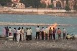 Cremação em Rishikesh
