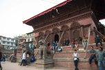 Dabar Square em Catmandu