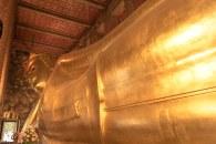 Buda reclinado em Wat Pho