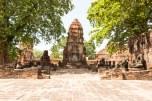 Ayutthaya uma das antigas capitais da Tailândia