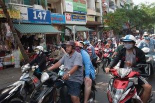 Centro de Saigon