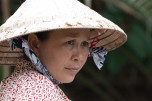 Povoado de Don Ca Tai Tu, perto de Saigon