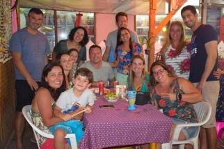 Jantar Brazuca em Krabi