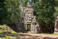 Templo Ta Prohm - Filme Tomb Raider