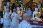 Complejo de la Pagoda de Shwedagon - Yangon
