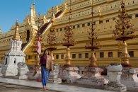 complejo de la Pagoda de Shwedagon