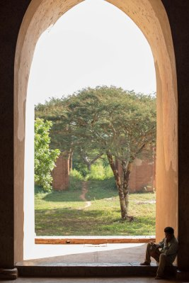 Templo de Ananda - Bagan