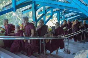 Monte Popa - Myanmar