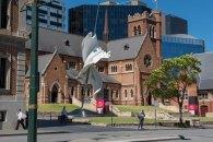 Nas ruas de Perth