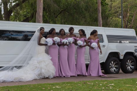 Foto de casamento no Kings Park - Perth