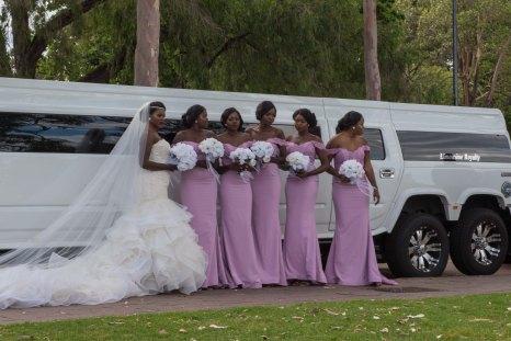 Foto de casamento no Kings Park - Perth
