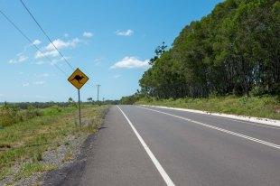 Nas estradas da Austrália