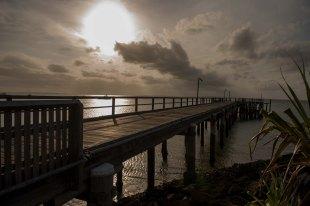 Pier Fraser Island