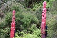 Vila Maori - ilha norte